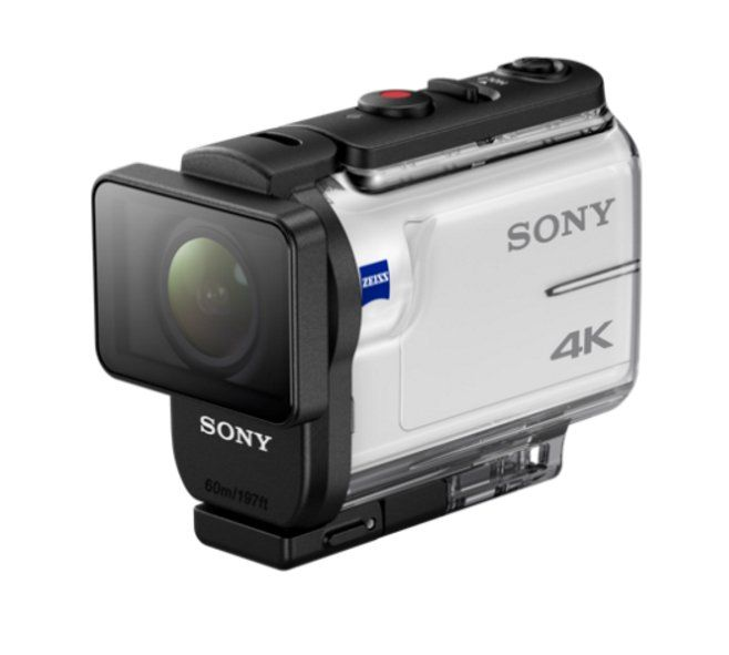 Видеокамеры Action Cam Sony